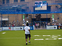 Abbas Farid Pro Football Freestyler - The perfect exhibition entertainer
